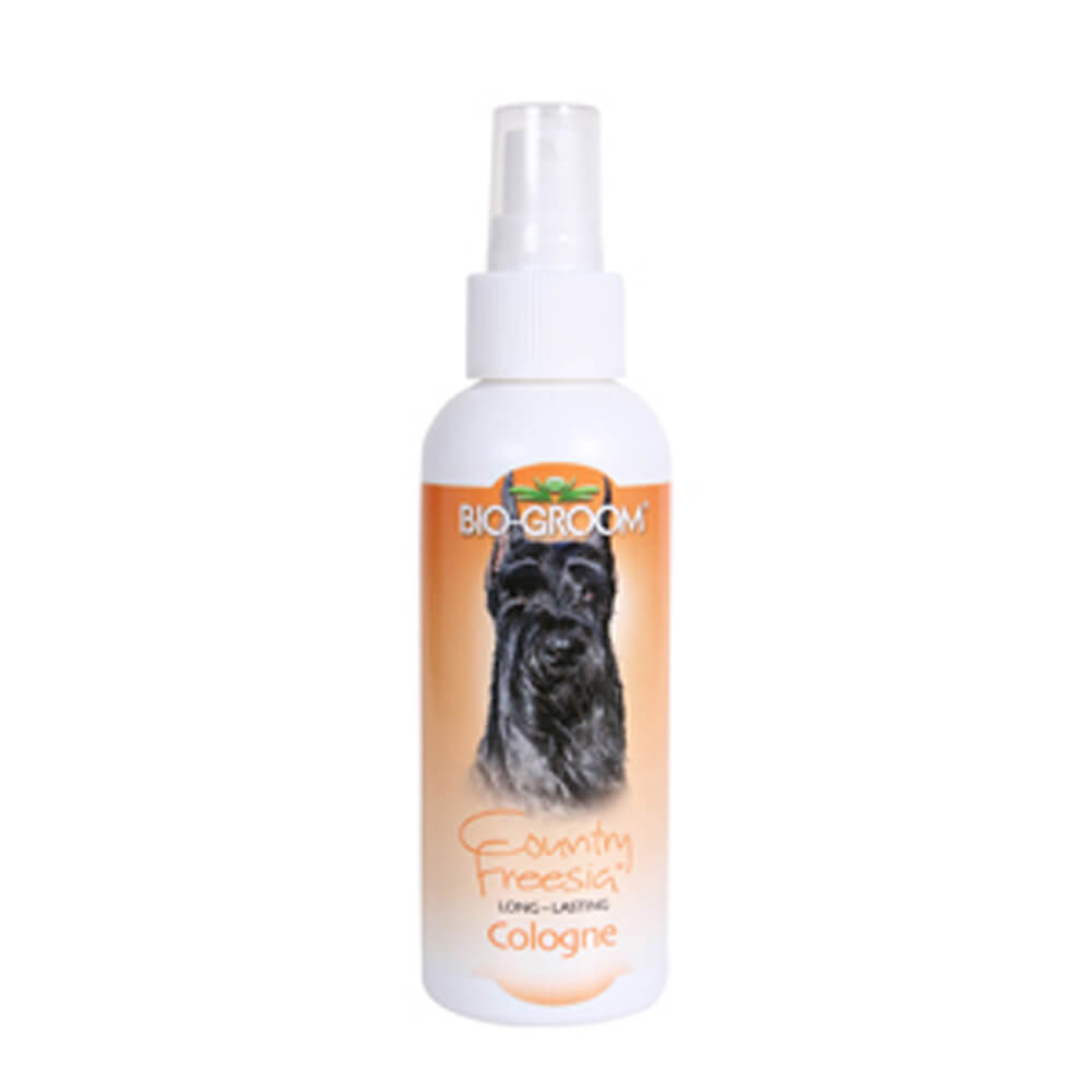 Bio-Groom Natural Scents Country Freesia Cologne for Dogs & Cats, 4 oz