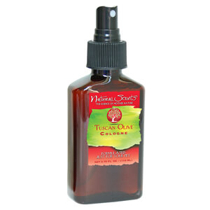 ORM-D Natural Scents, Tuscan Olive Cologne, 3.75 oz