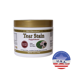 Tear Stain Supplement Powder, 3.5 oz