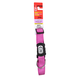 Dogit Adjustable Nylon Collar with Snap for Extra Large Dogs, 18-26