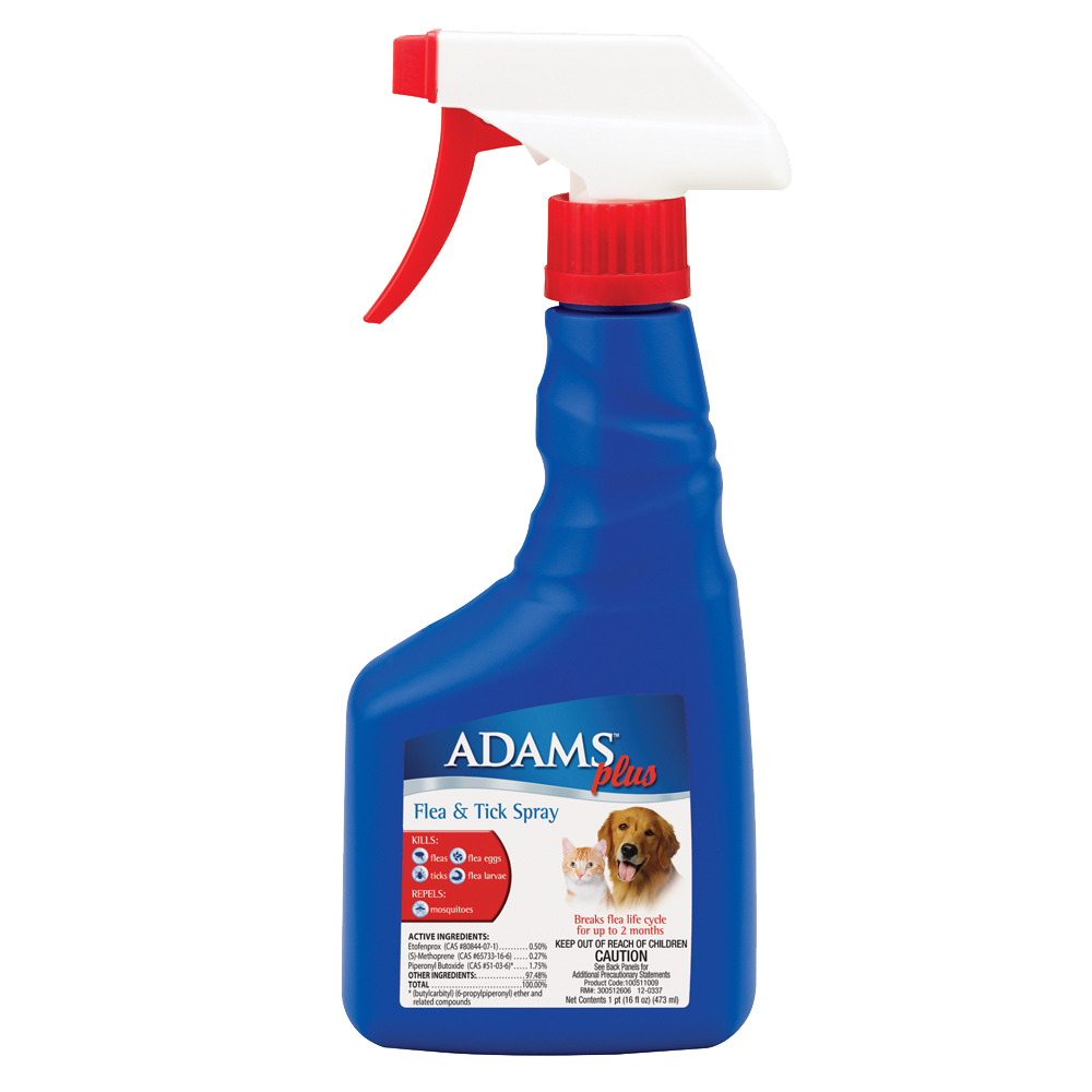 Adams Plus Flea Amp Tick Spray