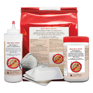 Bed Bug Dust Kit