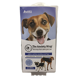 The Anxiety Wrap for Dogs, XX Small, 12-16.5