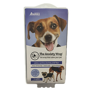 The Anxiety Wrap for Dogs, X-Large, 32-39.5