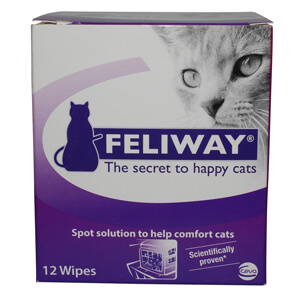 Feliway Wipes 12 ct