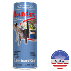 Boundary Dog and Cat Repellent Granules