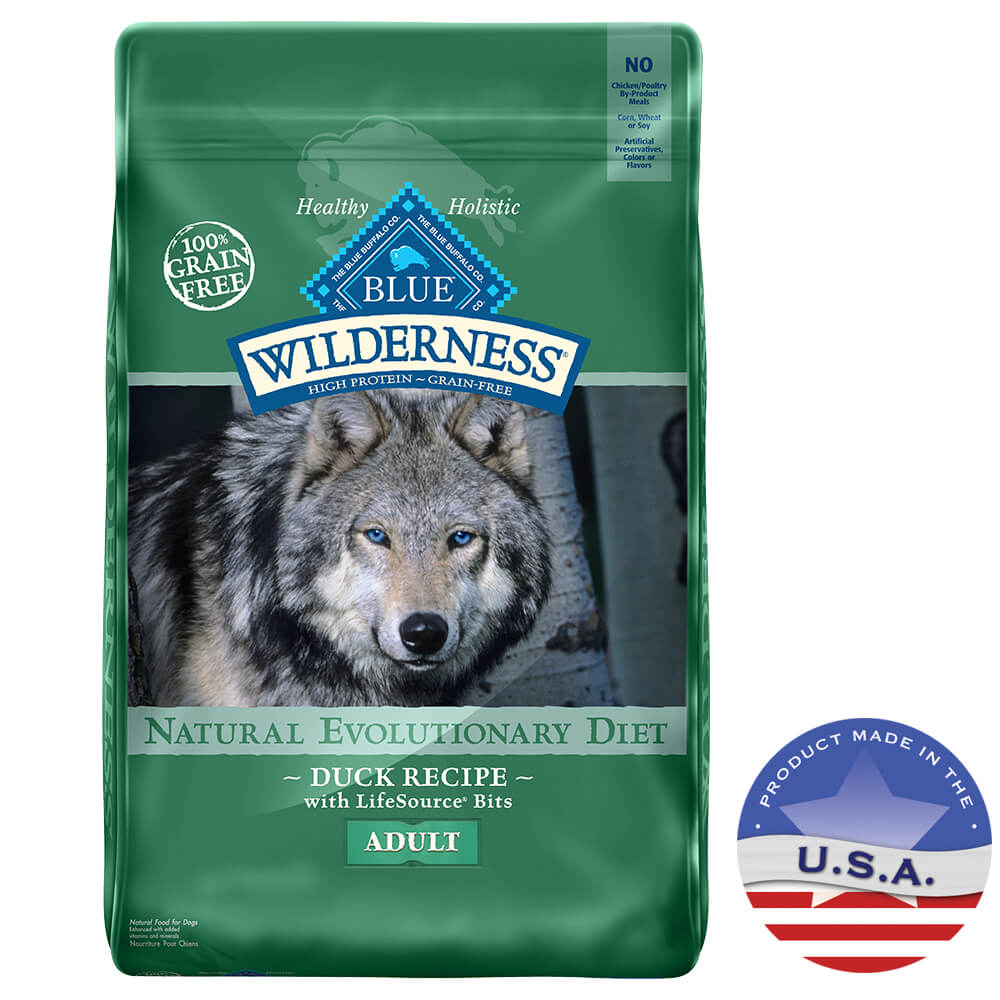 Blue Wilderness Salmon Dog Food Review
