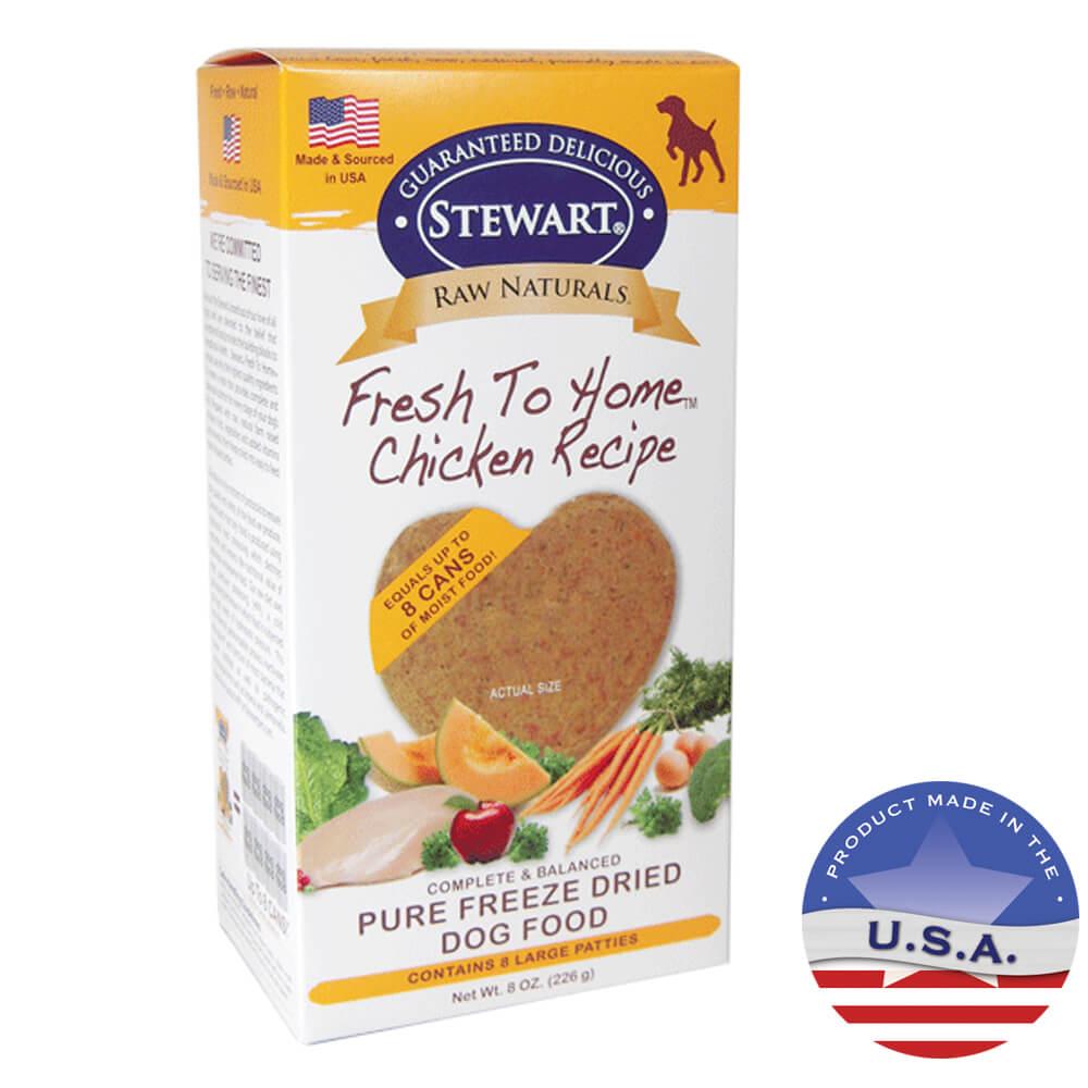 Raw Dog Food Patties Recipe