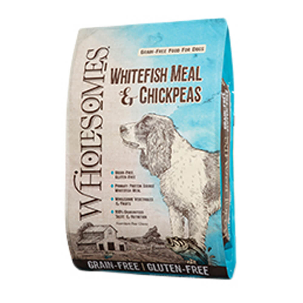 Wholesomes Grain Free Dog Food Review