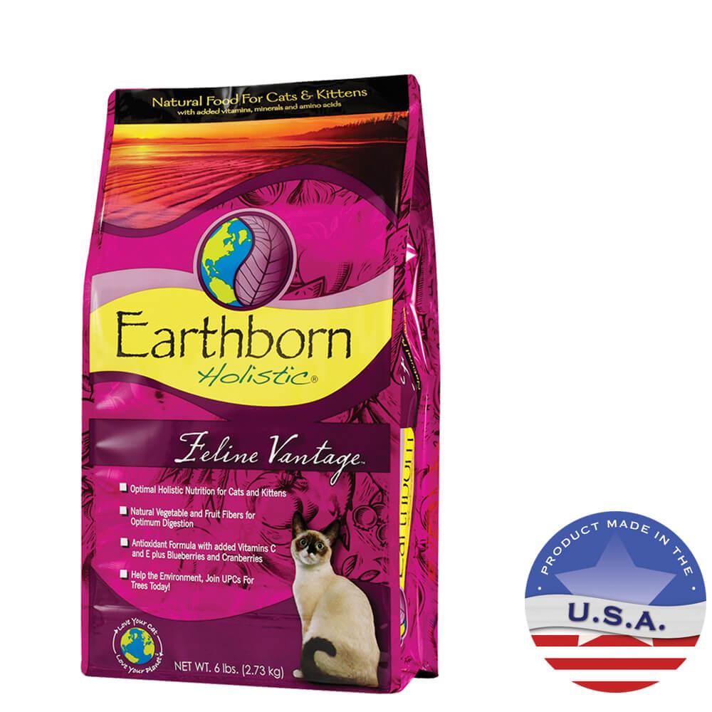 Earthborn Vantage Cat Food Reviews