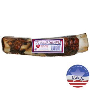 Butcher's Block Bones Tail Wagger Smoked Beef Rib