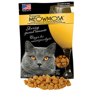 Meowmosa Cat Treats