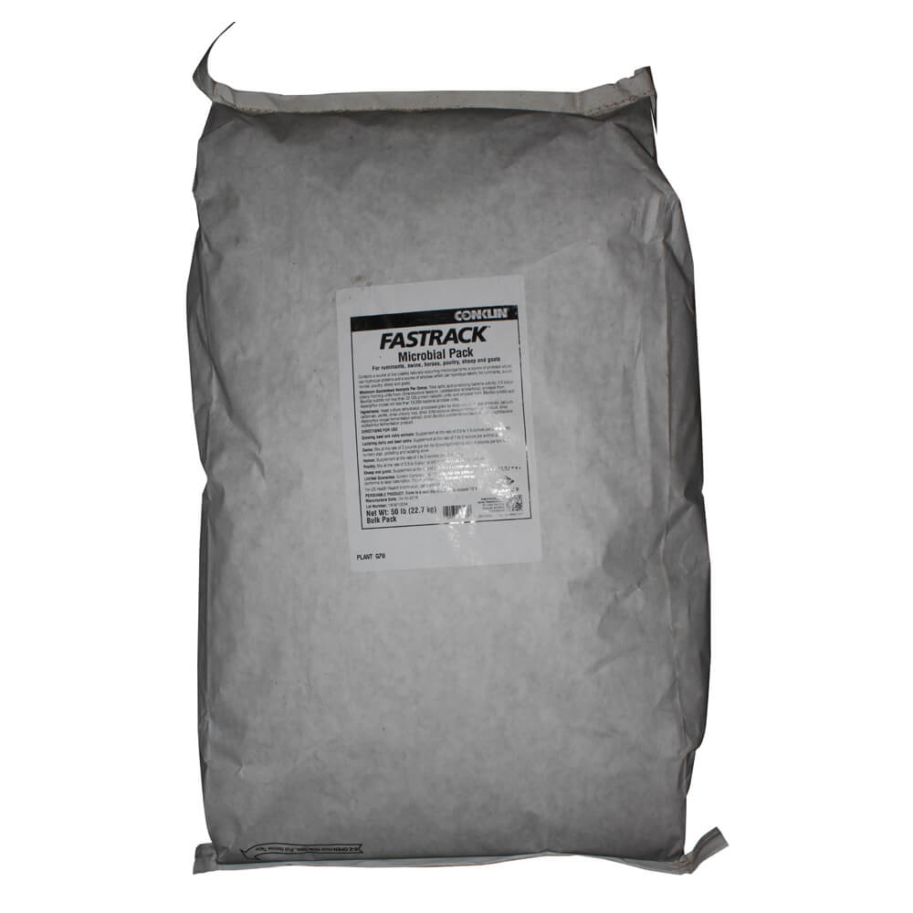 FastTrack Microbial, 50 lbs pk