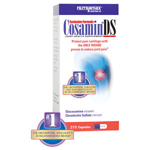Cosamin DS for Humans, 210 Capsules