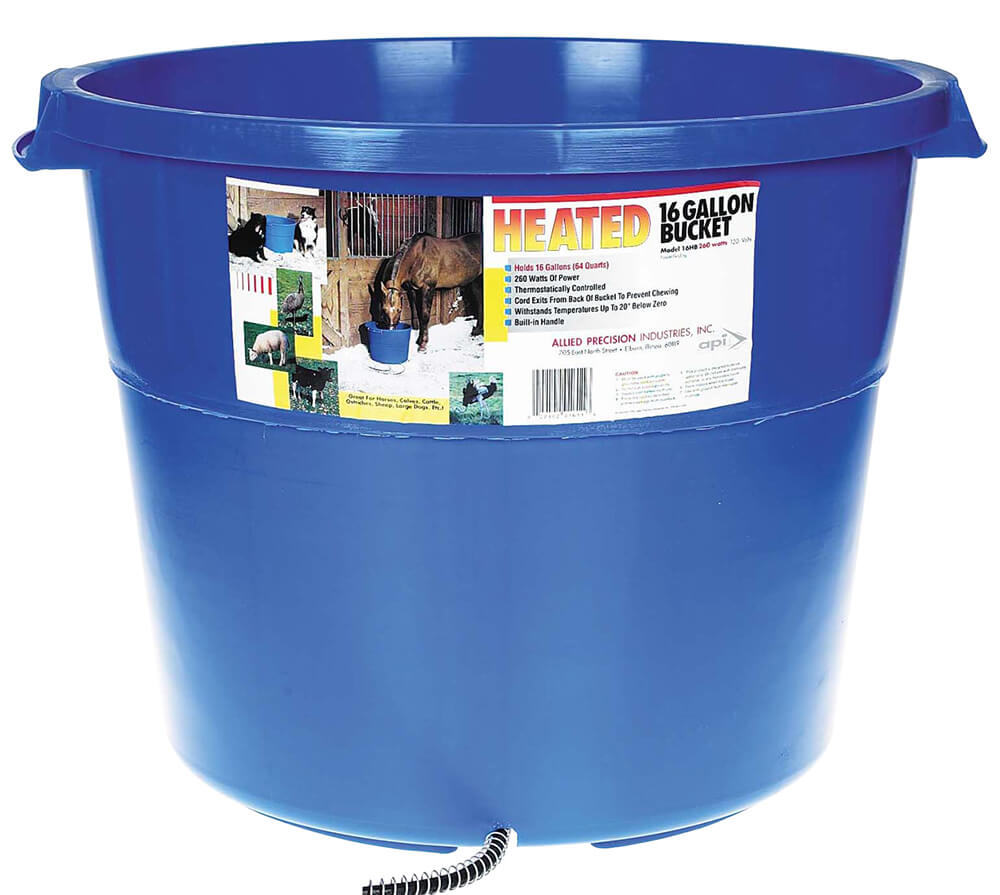 1 Gallon Plastic Buckets