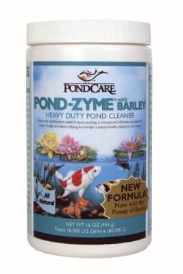 Pond care pond zyme plus 1lb for Pond care supplies