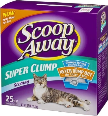 Scoop Away Fresh Scent 25lb