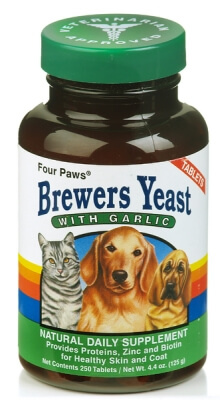 Brewers Yeast With Garlic 125 Ct