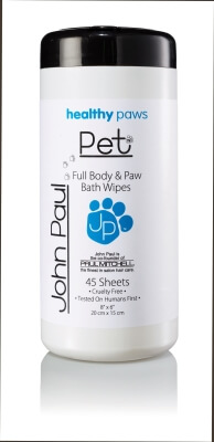 Pet Wipes Full Body & Paw 45 Count