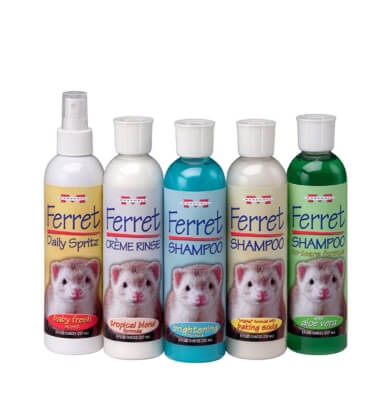 Ferret Shampoo 8 Oz