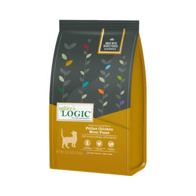 Feline Chicken Kibble 3.3 lbs