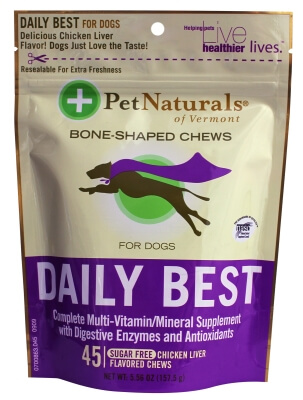 Daily Best For Dogs 45Ct