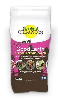 Good Earth Large Animal Feed Supplement 2lb - Diatomaceous Earth