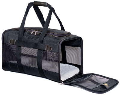 Sherpa Original Carrier Small, Black