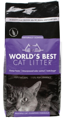 Wbcl Clumping Multi Cat Lavender Scent 7 lb
