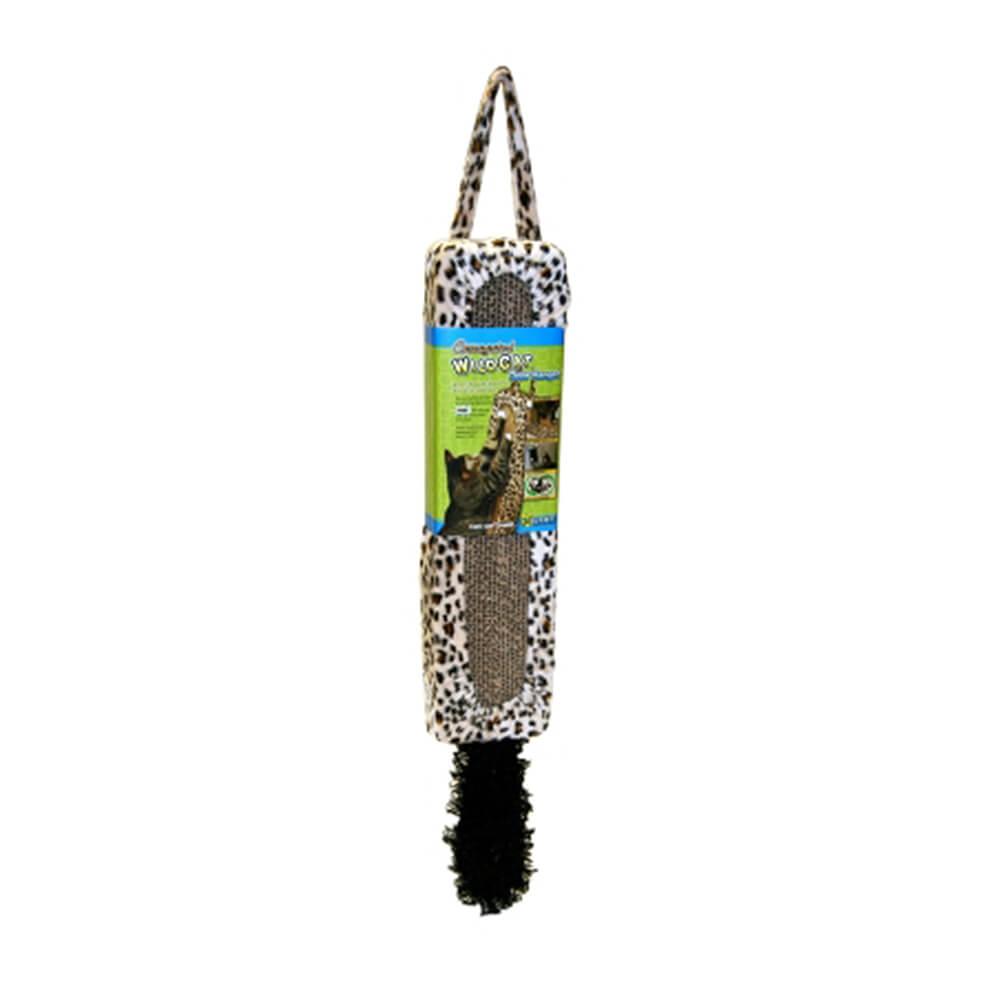 Wild Cat Door Hanger Scratcher