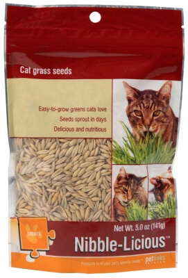 Nibble-Licious Cat Grass Seeds