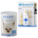 Kitten Milk Replacers & Bottles