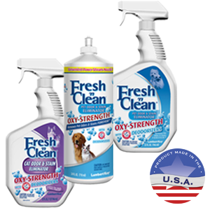Fresh 'n Clean Oxy-Strength Odor & Stain Eliminator