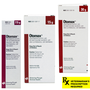 Otomax Rx Ointment