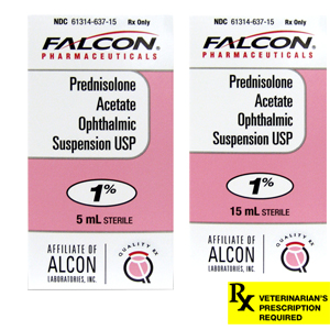 Prednisolone Acetate Ophthalmic Solution Rx