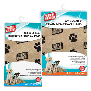 Simple Solution Washable Dog Diaper Medium  Pack