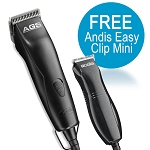 Andis AGS Single Speed Clipper w/10 blade and w/ FREE TC 1 trimmer