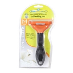 FURminator deShedding Tool for Medium Dogs