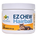 EZ-Chew Hairball Treats 2.6 oz