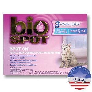 Bio Spot Spot On for Cats