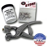 Stone Manufacturing and Supply Company #300 6-Space Tattoo Kit