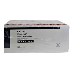 Monoject Blood Collection Tubes, 5ml