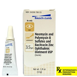 Triple Ophthalmic Ointment Rx