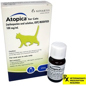 Atopica Rx for Cats