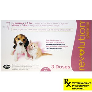 Revolution Rx for Dogs