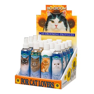 Bio-Groom Cat Lovers Display