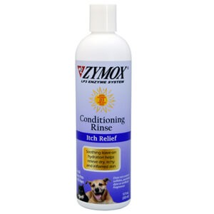 Zymox Conditioning Rinse Itch Relief, 12 oz