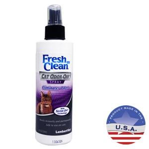 Fresh N Clean Cat Odor Off Spray