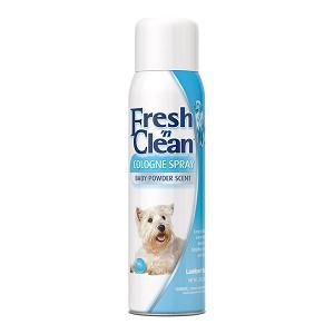 Lambert Kay Fresh N Clean Cologne Spray Baby Powder 12 Oz