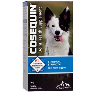 Cosequin Standard Strength Chewable Tablets